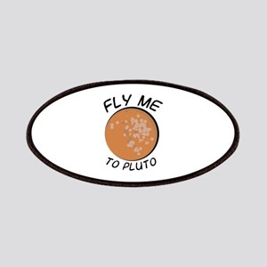 Fly to Pluto Patches