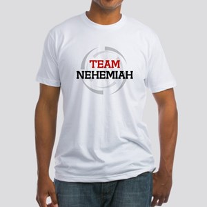 Nehemiah Fitted T-Shirt