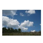 Field of Clouds Postcards (Package of 8)