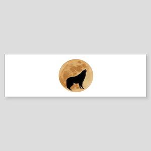HOWL Bumper Sticker
