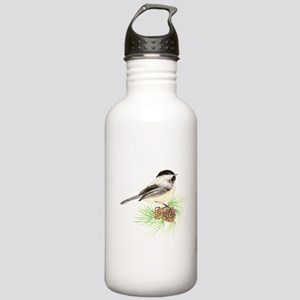Chickadee Pine Water Bottle