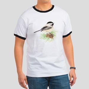 Chickadee Pine T-Shirt