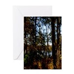 To the Lake Greeting Card