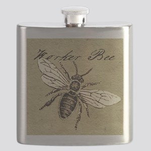 Worker Bee Flask