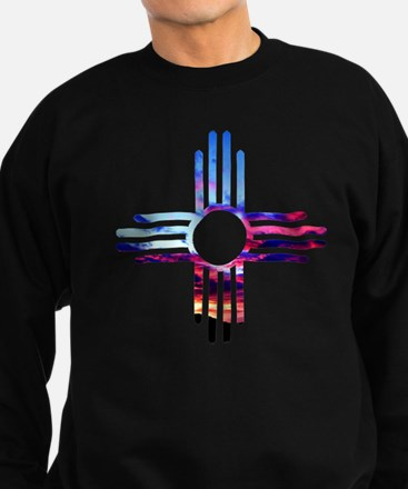 Unique Native american symbol Sweatshirt (dark)