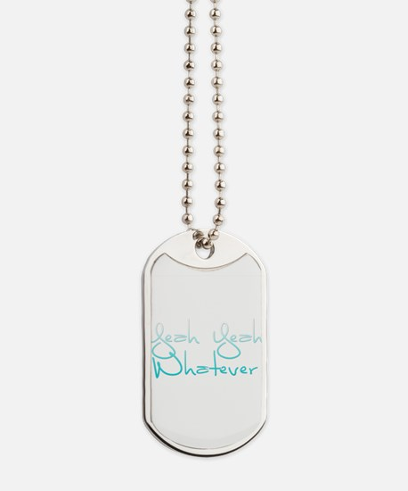 Funny Whatever Dog Tags