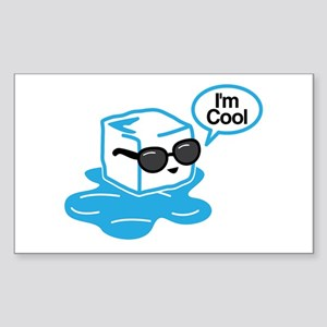 I'm Cool Sticker