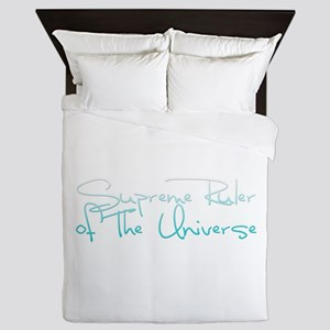 Supreme Ruler of the Universe Queen Duvet