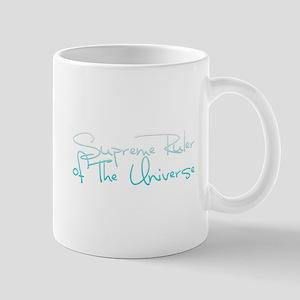 Supreme Ruler of the Universe Mugs
