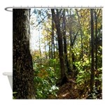 Nature Indoors Shower Curtain