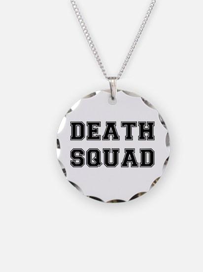 DEATH SQUAD! Necklace