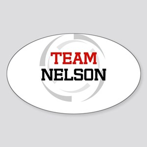 Nelson Oval Sticker