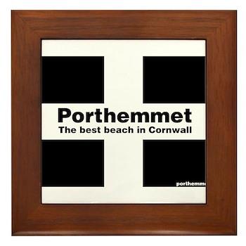 Porthemmet Framed Tile