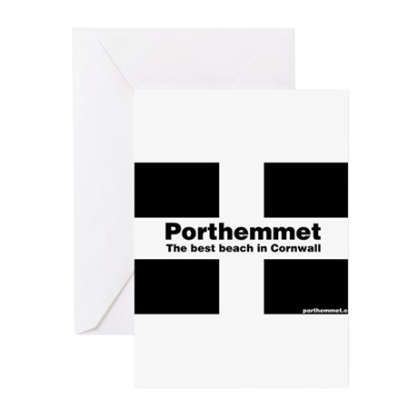 Porthemmet Greeting Cards (Pk of 10)