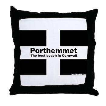 Porthemmet Throw Pillow