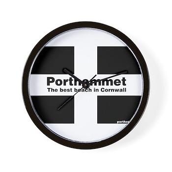 Porthemmet Wall Clock