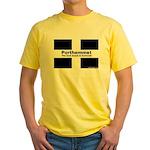 Porthemmet Yellow T-Shirt