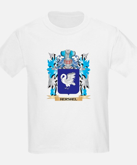 Hershel Coat of Arms - Family Crest T-Shirt