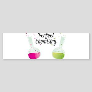 Perfect Chemistry Bumper Sticker
