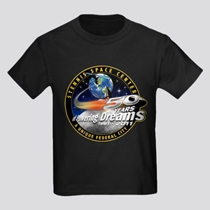 Stennis Space Center Kids Dark T-Shirt