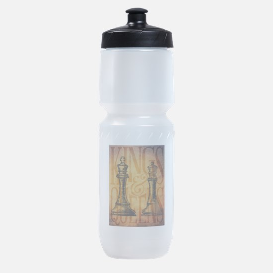 Kings and Queens Sports Bottle