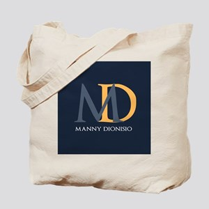 Elegant Custom Monogram Tote Bag