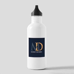 Elegant Custom Monogra Stainless Water Bottle 1.0L