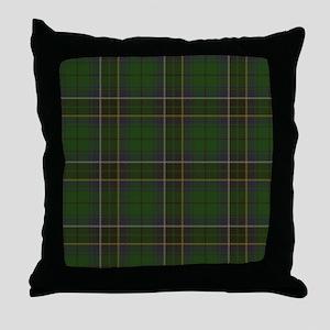 MacAlpine Tartan Throw Pillow