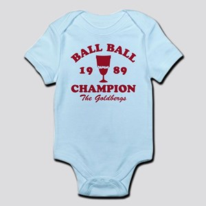 Ball-Ball Champion The Goldbergs Body Suit