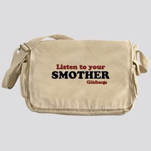 Listen To Your Smother The Goldbergs Messenger Bag