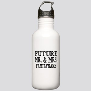 Future Mr. and Mrs. Pe Stainless Water Bottle 1.0L