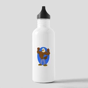 Bald Eagle Water Bottle