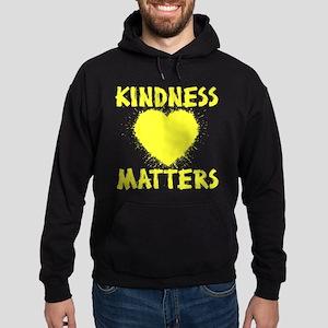 KINDNESS MATTERS Hoodie (dark)