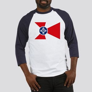 Wichita Flag Baseball Jersey