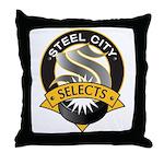 SCS Throw Pillow