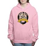 SCS Women's Hooded Sweatshirt