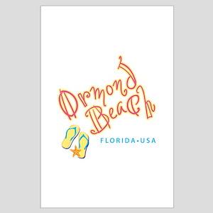 Ormond Beach - Large Poster