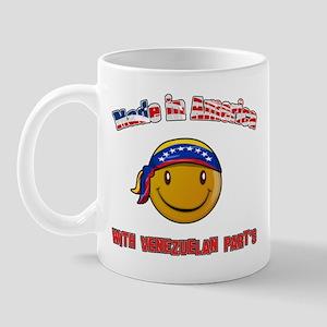 Made in America with Venezuel Mug