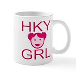 Hky Grl Mugs