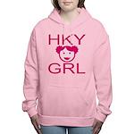 Hky Grl Women's Hooded Sweatshirt