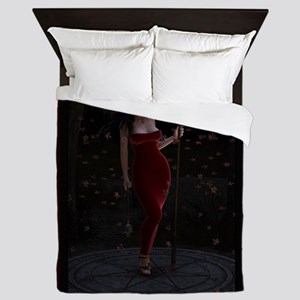 Witchy Woman Queen Duvet