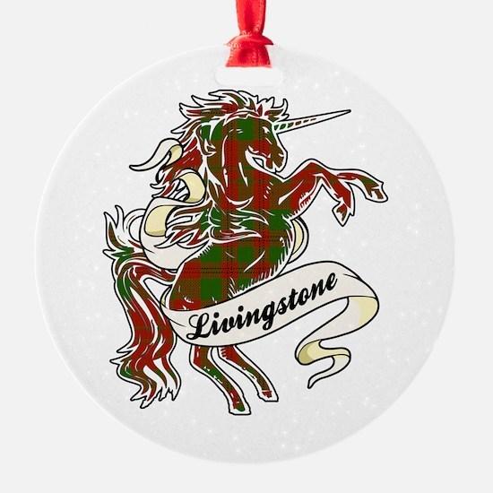 Livingstone Unicorn Ornament