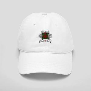 Lindsay Tartan Shield Cap