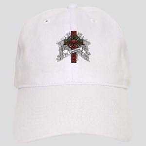 Lindsay Tartan Cross Cap