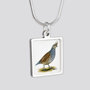 Texas Scaled Quail Necklaces