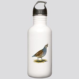 Texas Scaled Quail Water Bottle