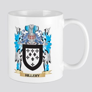 Hillery Coat of Arms - Family Crest Mugs