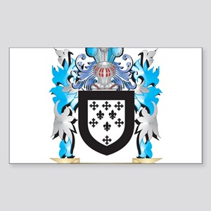 Hillery Coat of Arms - Family Crest Sticker