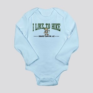 Grand Canyon Boy - Athletic Infant Bodysuit Body S