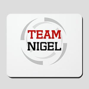 Nigel Mousepad